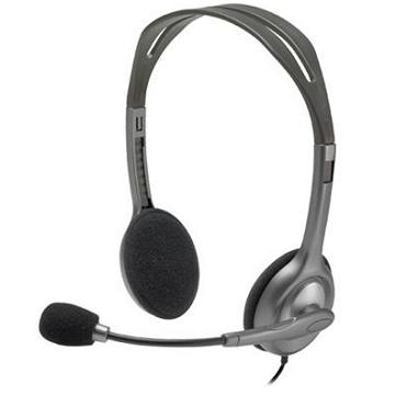 羅技 H111立體聲耳機麥克風(981-000595)
