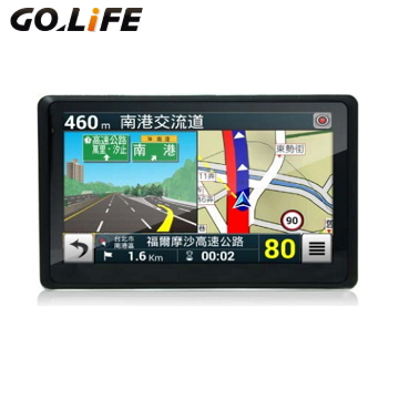 PAPAGO GOLife 7吋GPS行車記錄聲控導航平板(GoPad DVR7)