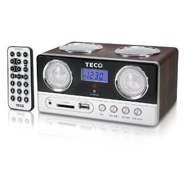 展-TECO USB/SD/MP3隨身音響(XYFSP002)
