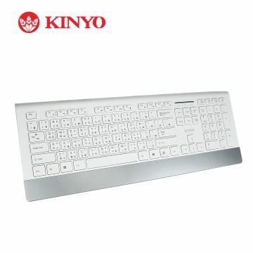 KINYO LKB-89多媒體巧克力鍵盤(LKB-89)
