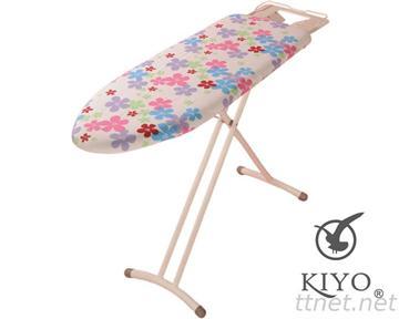 【福利品】KIYO42吋透氣直立式超輕燙衣板(BZ-689)