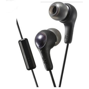JVC HA-FX71M耳塞式耳機麥克風-黑(HA-FX71M-B)