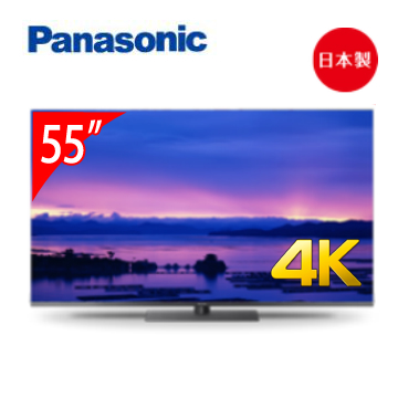 展-Panasonic 日本製55型六原色4K智慧電視(TH-55FX800W)