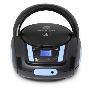 KOLIN 手提CD音響(KCD-WDC22)