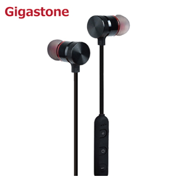 Gigastone GB-5421B 磁吸式運動藍牙耳機-黑(GB-5421B)