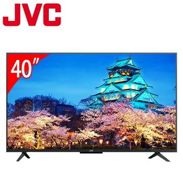 JVC 40型FHD LED液晶顯示器(40B)