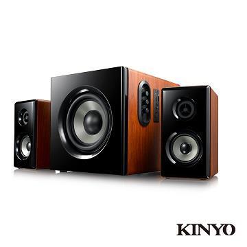 【單機限時降】KINYO 2.1藍牙多媒體音箱(KY-1856)