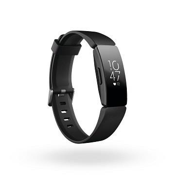Fitbit Inspire HR 智能健身手環-黑(Inspire HR)