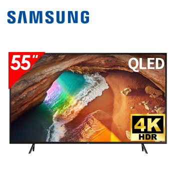 【展示機】SAMSUNG 55型4K QLED 智慧連網電視(QA55Q60RAWXZW)