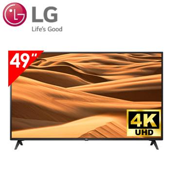 (展示機)樂金LG 49型IPS 廣角4K 物聯網電視(49UM7300PWA)