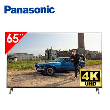 【展示機】Panasonic 65型六原色4K智慧聯網顯示器(TH-65GX800W(視198068))