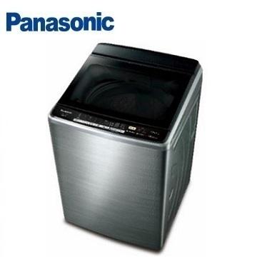 【福利品】展-Panasonic 16公斤Nanoe X變頻洗衣機(NA-V160GBS-S(不銹鋼))