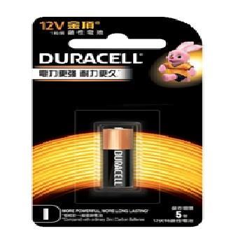 金頂DURACELL 金霸王鹼性電池23A(23A)