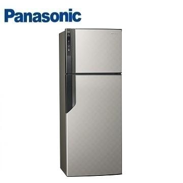 【福利品】展-Panasonic 485公升雙門變頻冰箱(NR-B489GV-S(銀河灰))