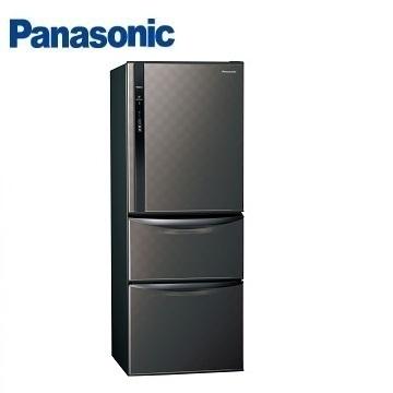 【福利品】展-Panasonic 468公升三門變頻冰箱(NR-C479HV-K(星空黑))