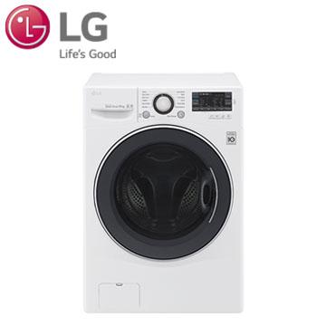 【福利品】展-LG 14公斤6-MOTION DD洗脫滾筒洗衣機(F2514NTGW)