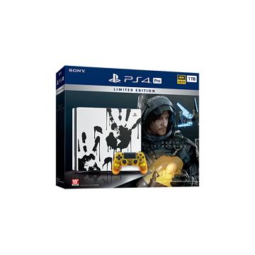 PS4 Pro 死亡擱淺 原創設計同捆組(PCAS-05113TA)