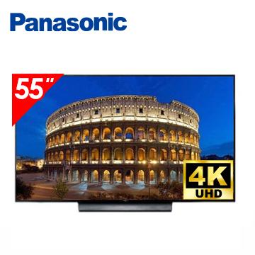 (展示機)國際牌Panasonic 日本製 55型 六原色 4K 智慧電視(TH-55GX900W)