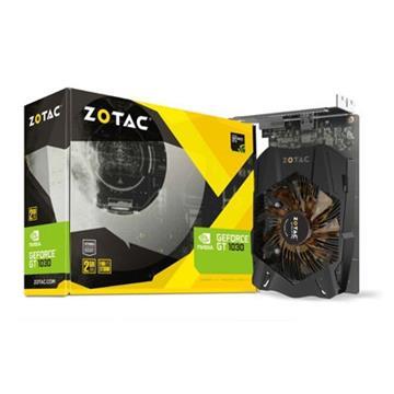 ZOTAC GeForce GT1030顯示卡(Z-GT1030-2G)