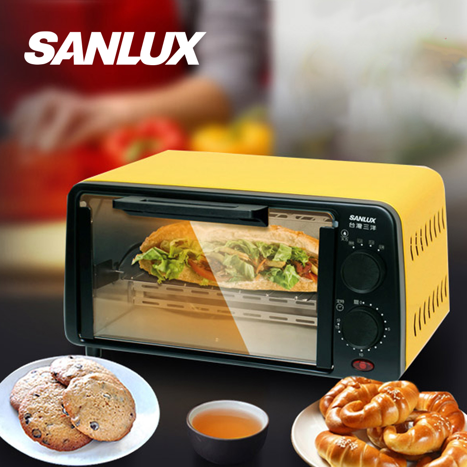 SANLUX台灣三洋9L電烤箱(SK-919HD)