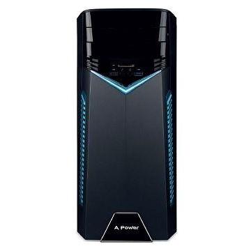 宏碁(acer)桌上型主機(i7-9700/8GD4/512G)(T200 i7-9700 電競旋風)