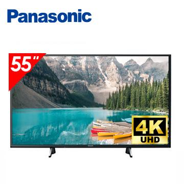 (展示機)國際牌Panasonic 55型 六原色4K智慧聯網顯示器(TH-55HX750W(視198068))