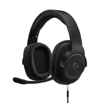 Logitech羅技 G433 7.1聲道無線RGB電競耳機麥克風(981-000671)