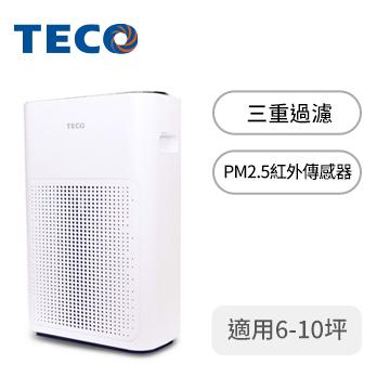 東元TECO 智慧淨化PM2.5偵測空氣清淨機(NN2403BD)