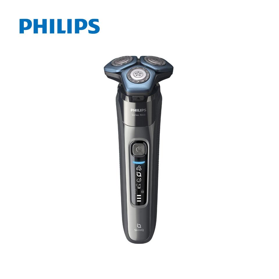 (展示機)飛利浦Philips 7系列三刀頭電鬍刀超值組(S7788+HX9312)